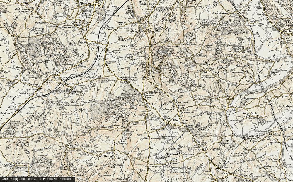Wormelow, 1900