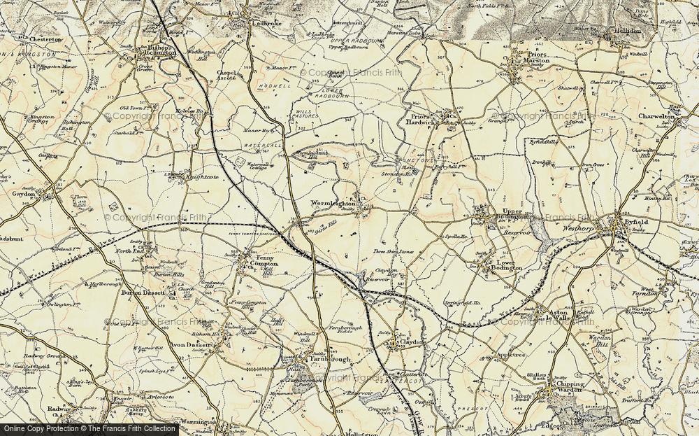 Wormleighton, 1898-1901