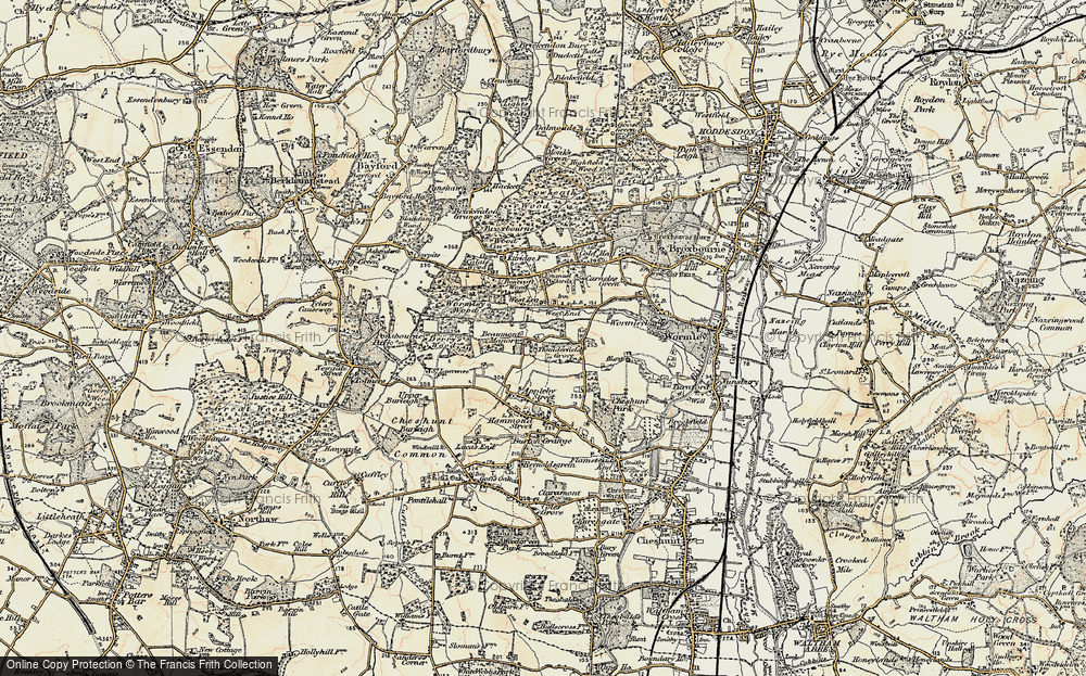 Wormley West End, 1897-1898