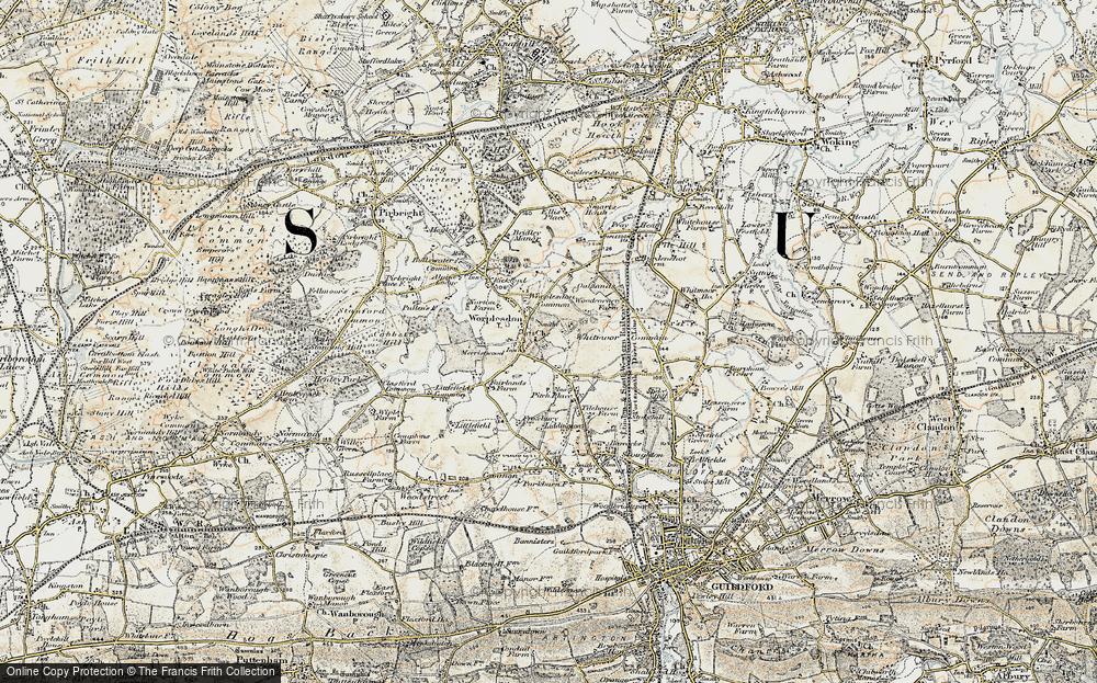 Worplesdon, 1898-1909