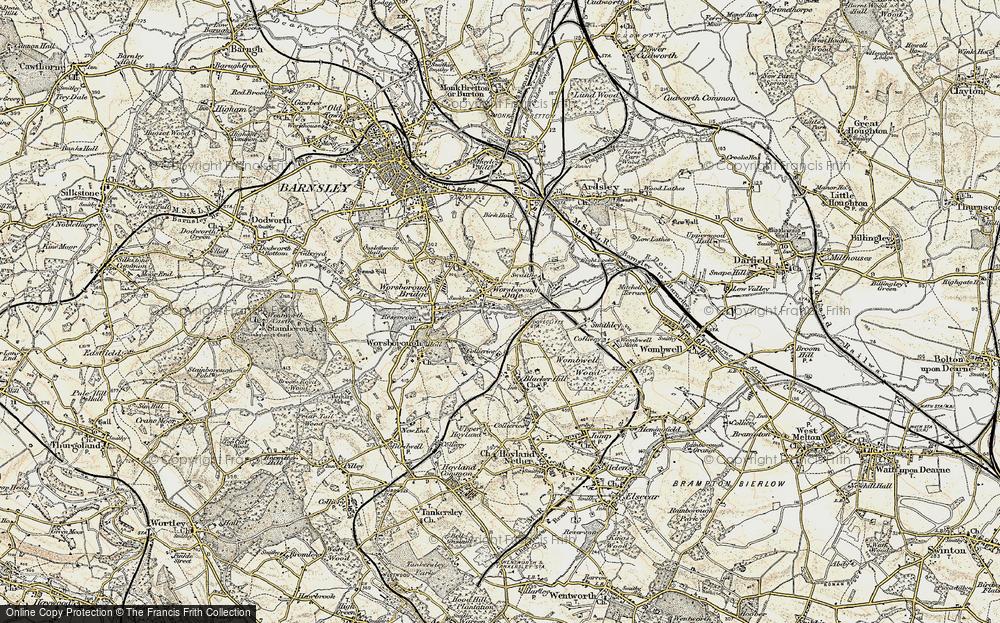 Worsbrough Dale, 1903