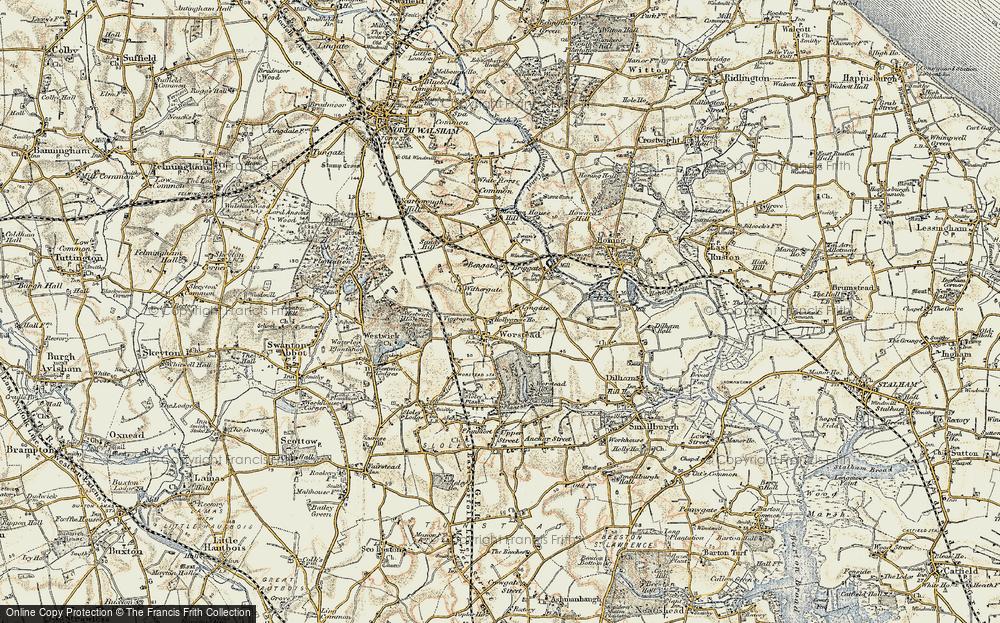 Worstead, 1901-1902