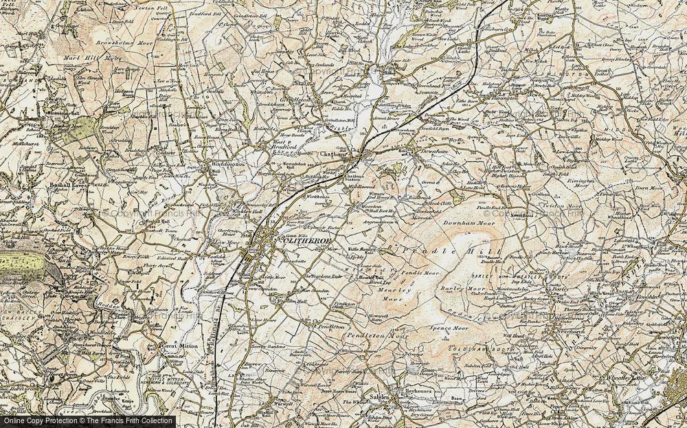 Worston, 1903-1904
