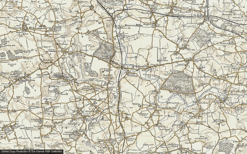 Worthing, 1901-1902