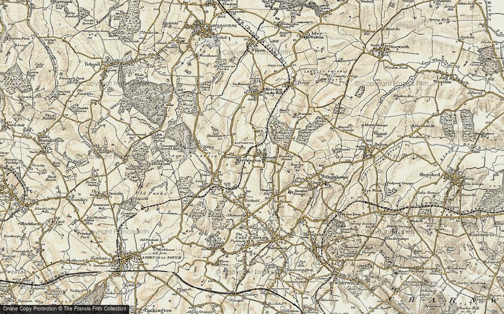 Worthington, 1902-1903