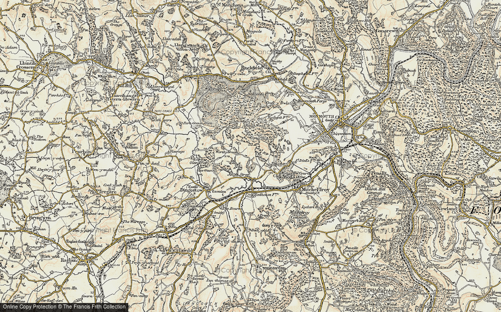 Worthybrook, 1899-1900