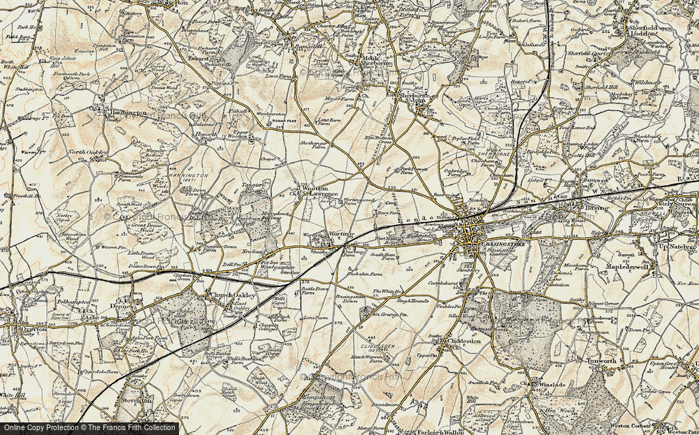 Worting, 1897-1900