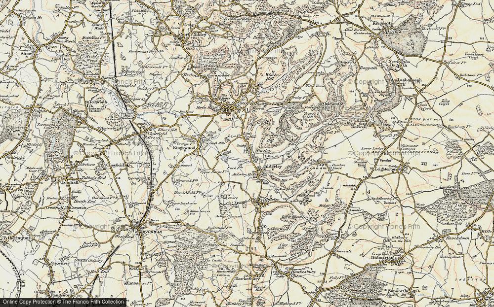 Wortley, 1898-1899