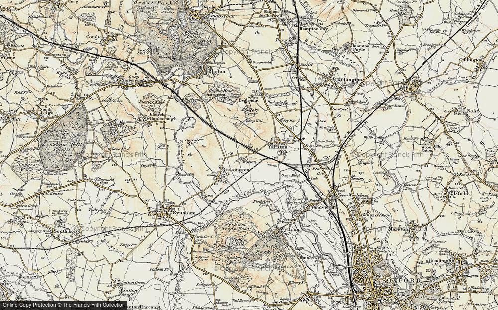 Worton, 1898-1899