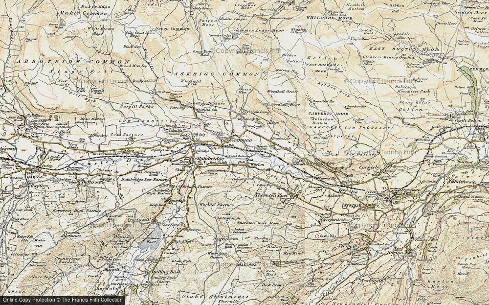 Worton, 1903-1904