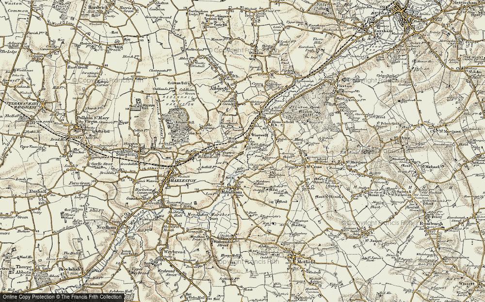 Wortwell, 1901-1902