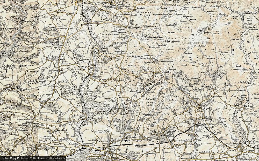 Wotter, 1899-1900