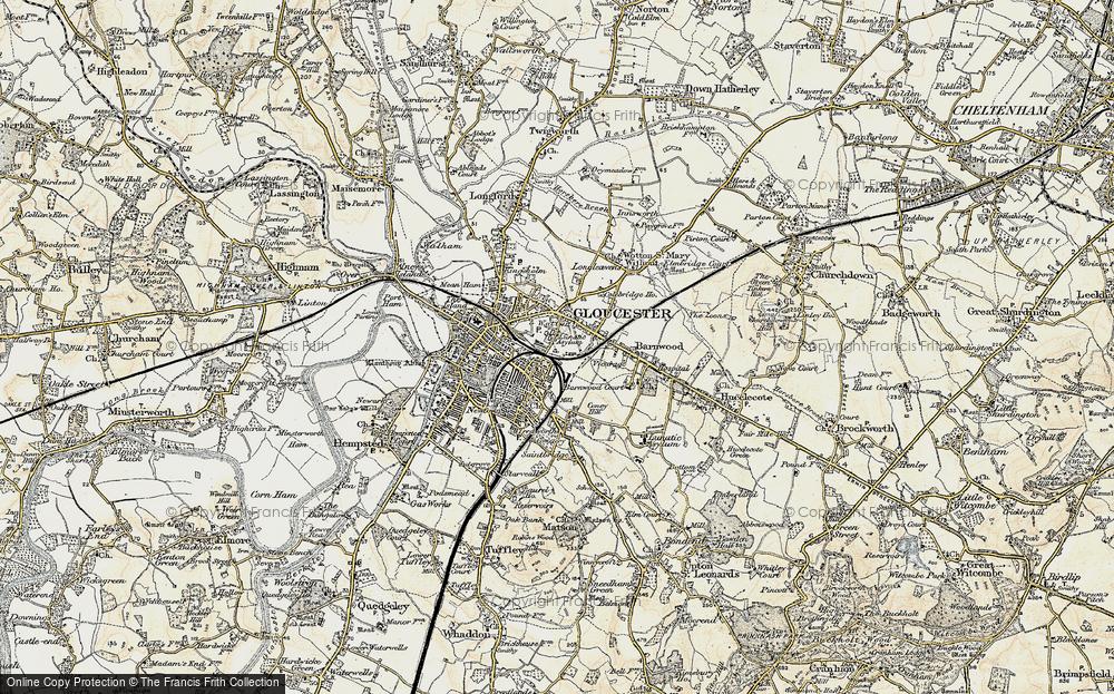 Wotton, 1898-1900