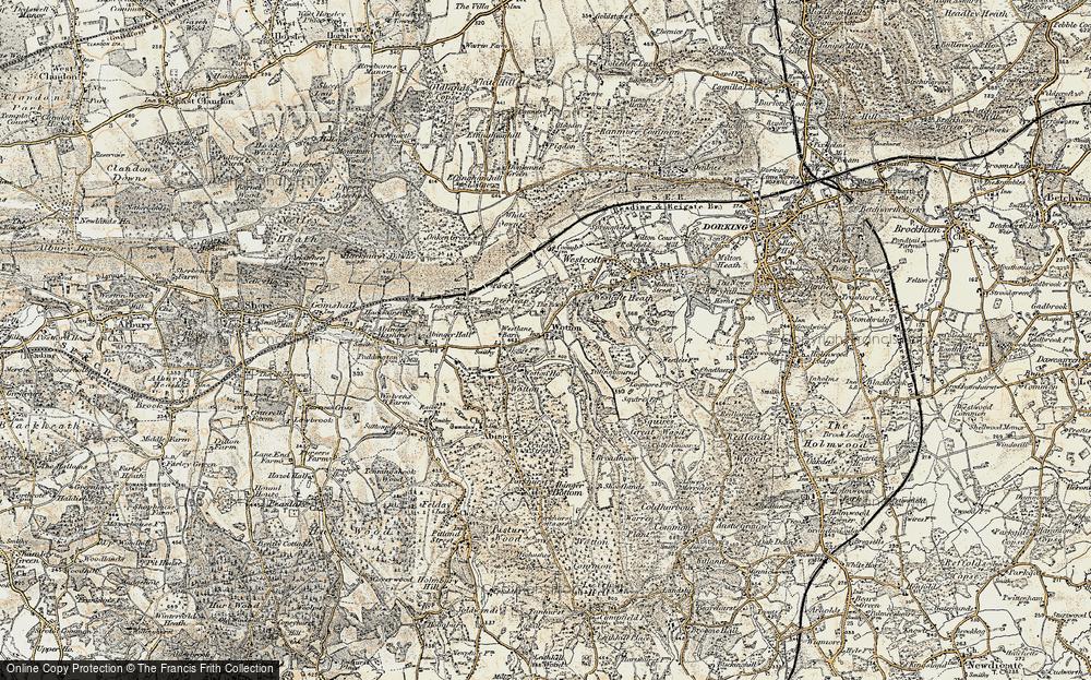 Wotton, 1898-1909