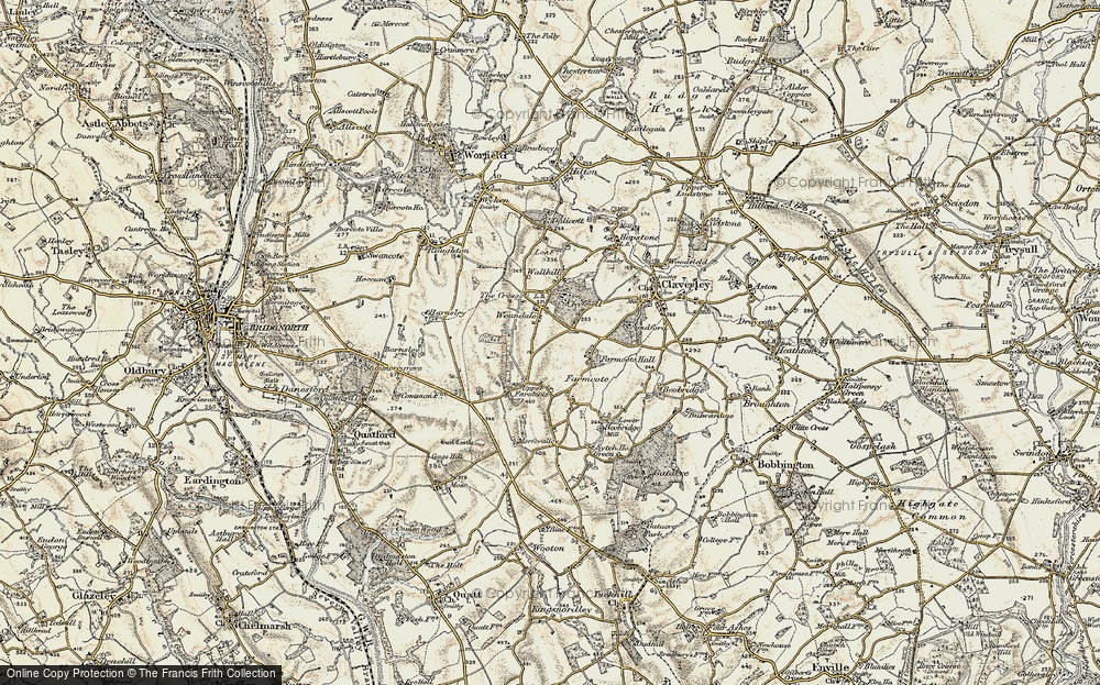 Woundale, 1902