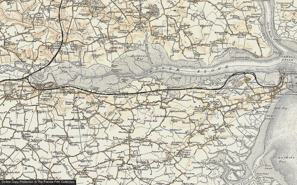 Wrabness, 1898-1899
