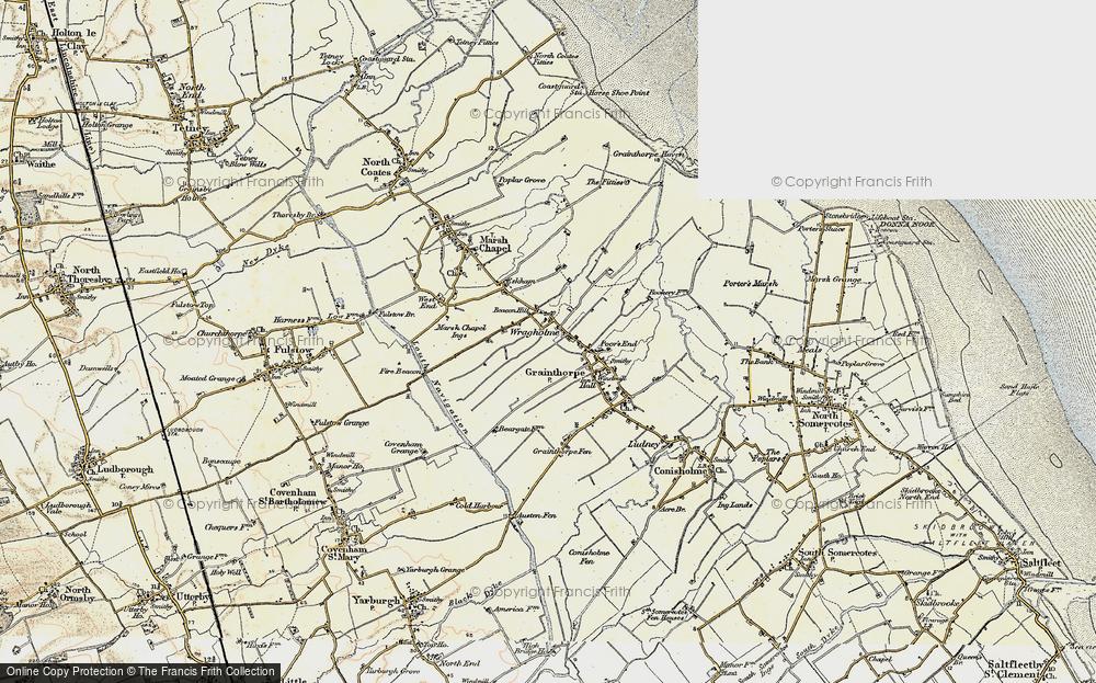Wragholme, 1903-1908