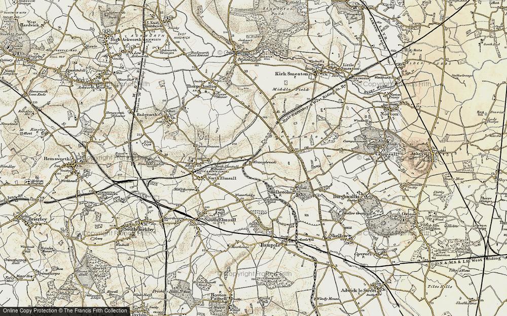 Wrangbrook, 1903