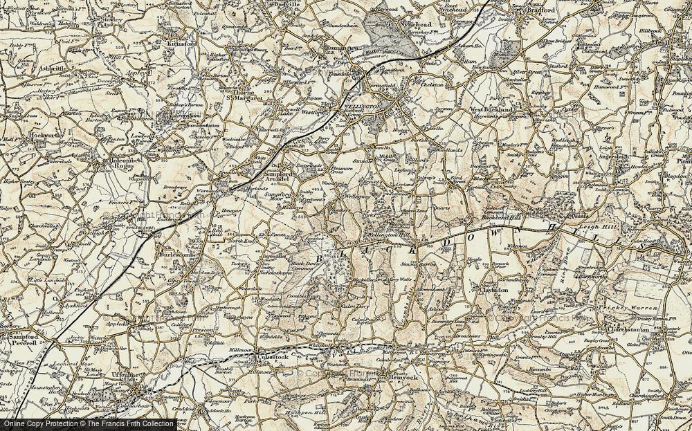 Wrangway, 1898-1900