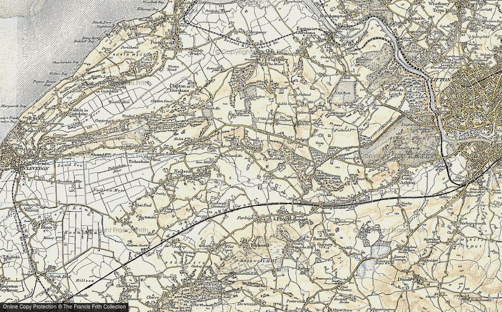 Wraxall, 1899