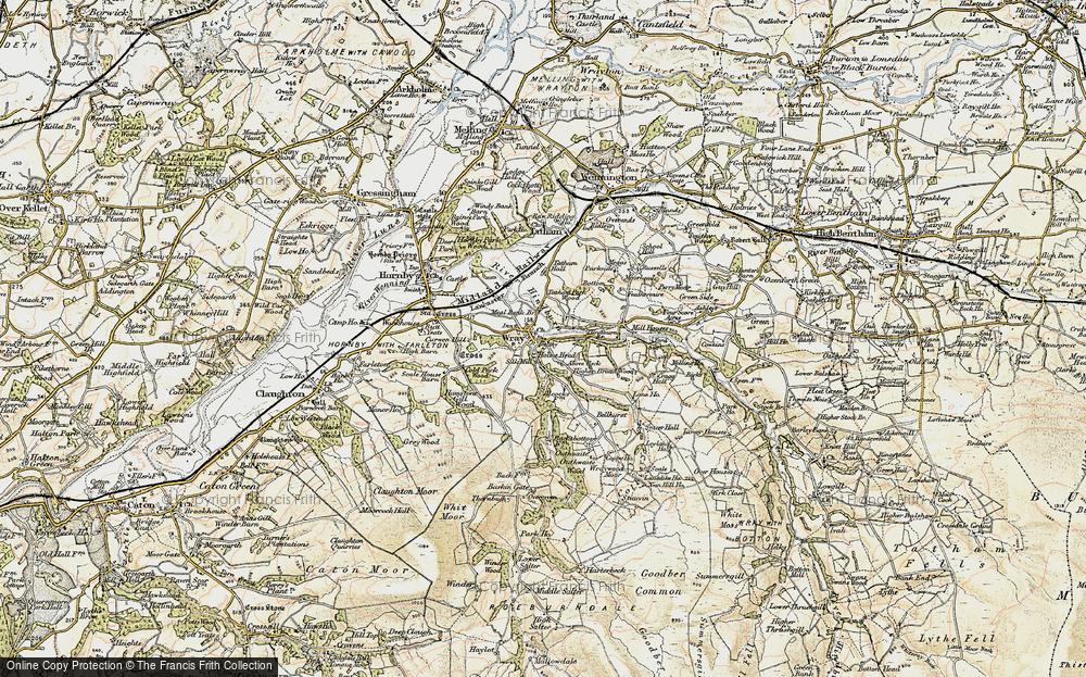 Wray, 1903-1904