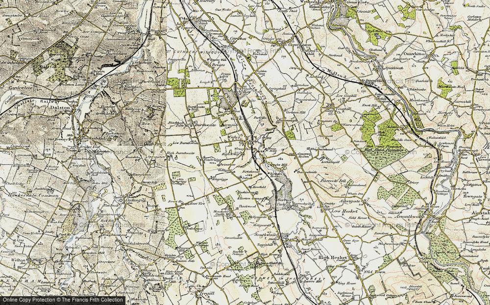 Wreay, 1901-1904