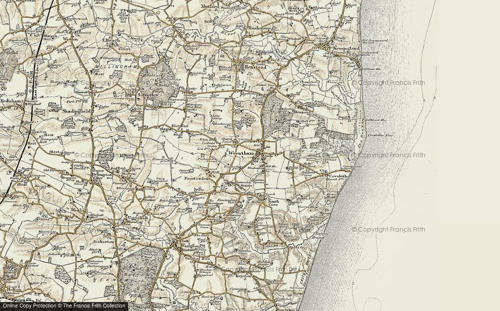Wrentham, 1901-1902