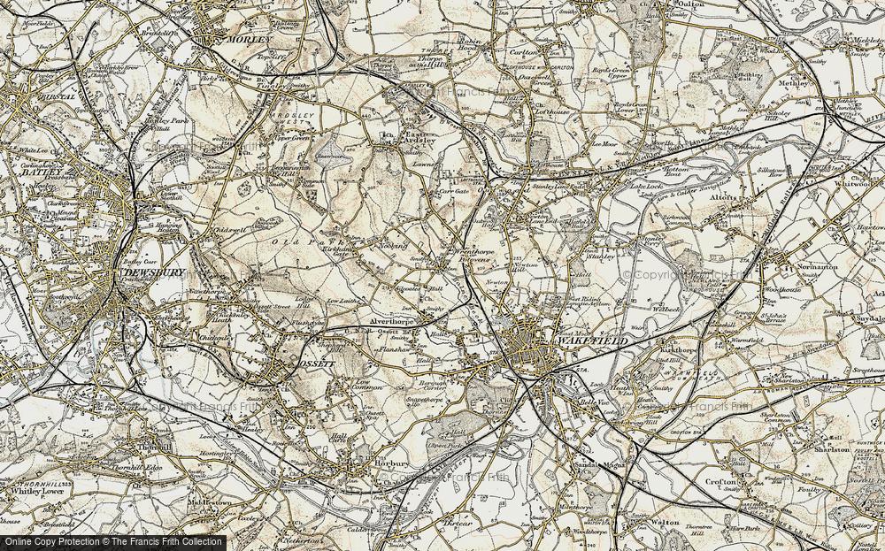 Wrenthorpe, 1903