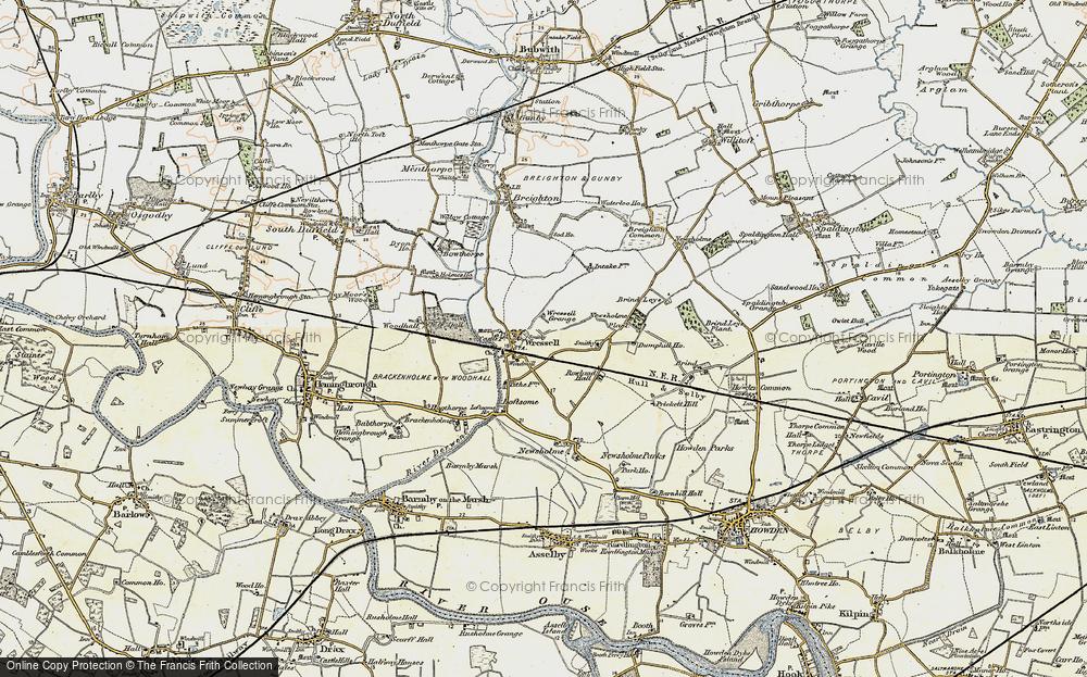 Wressle, 1903