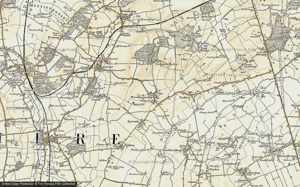 Wrestlingworth, 1898-1901