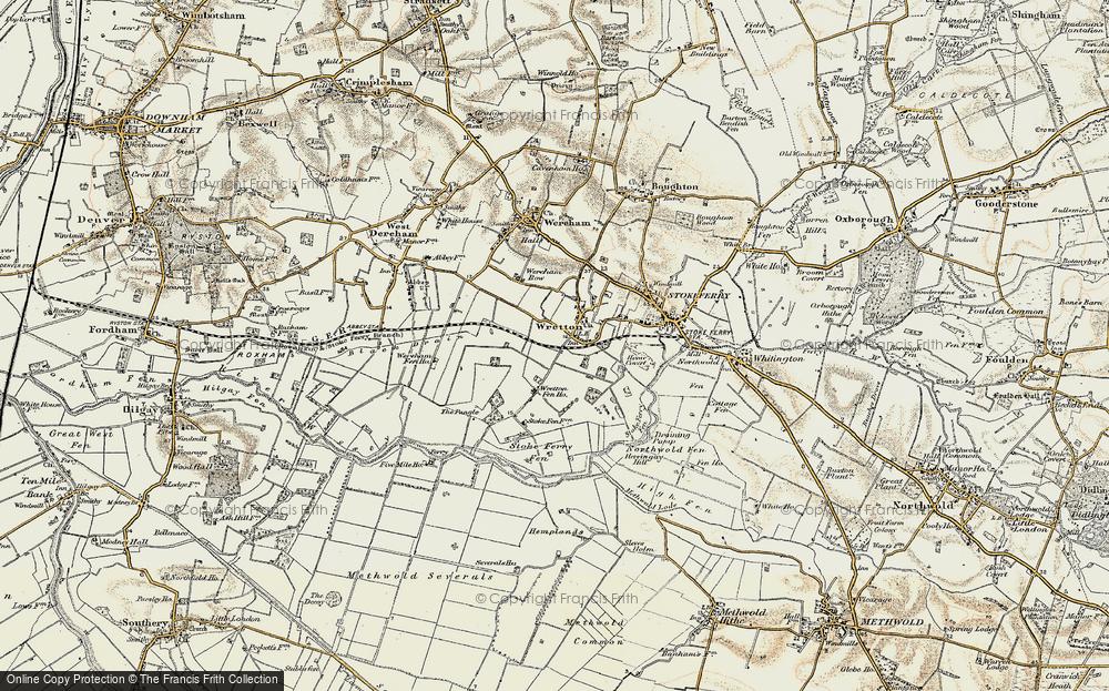 Wretton, 1901-1902