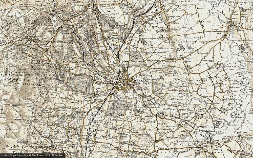 Wrexham, 1902