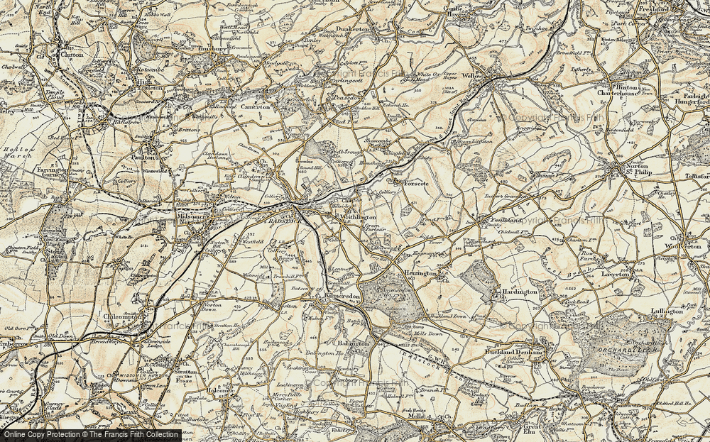 Writhlington, 1899