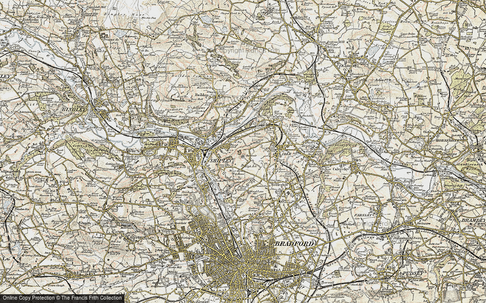 Wrose, 1903-1904