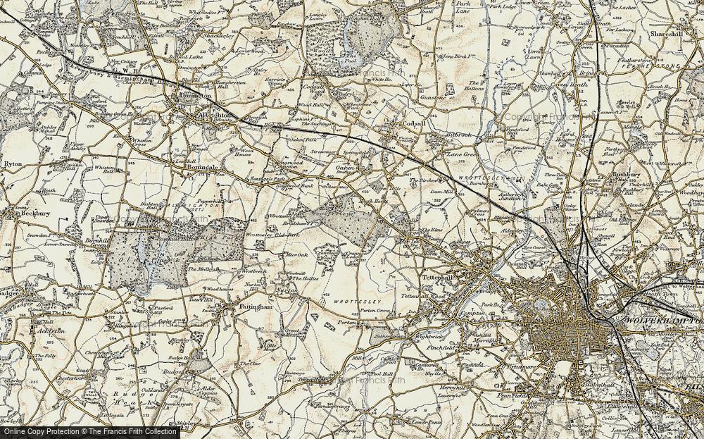 Wrottesley Park, 1902