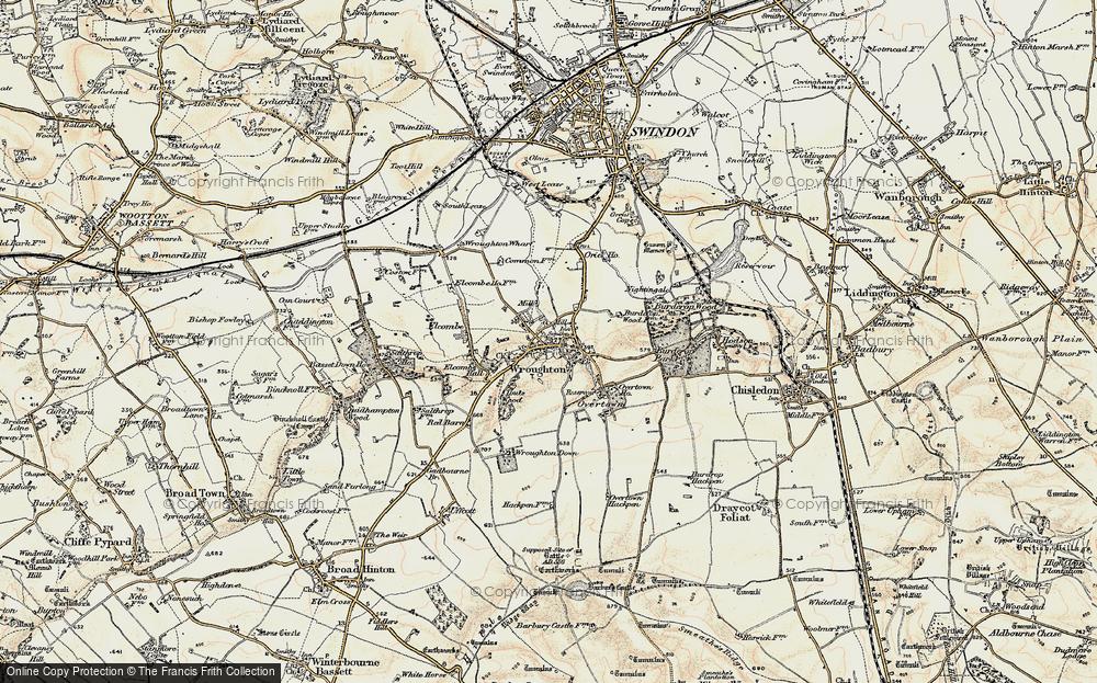 Wroughton, 1897-1899