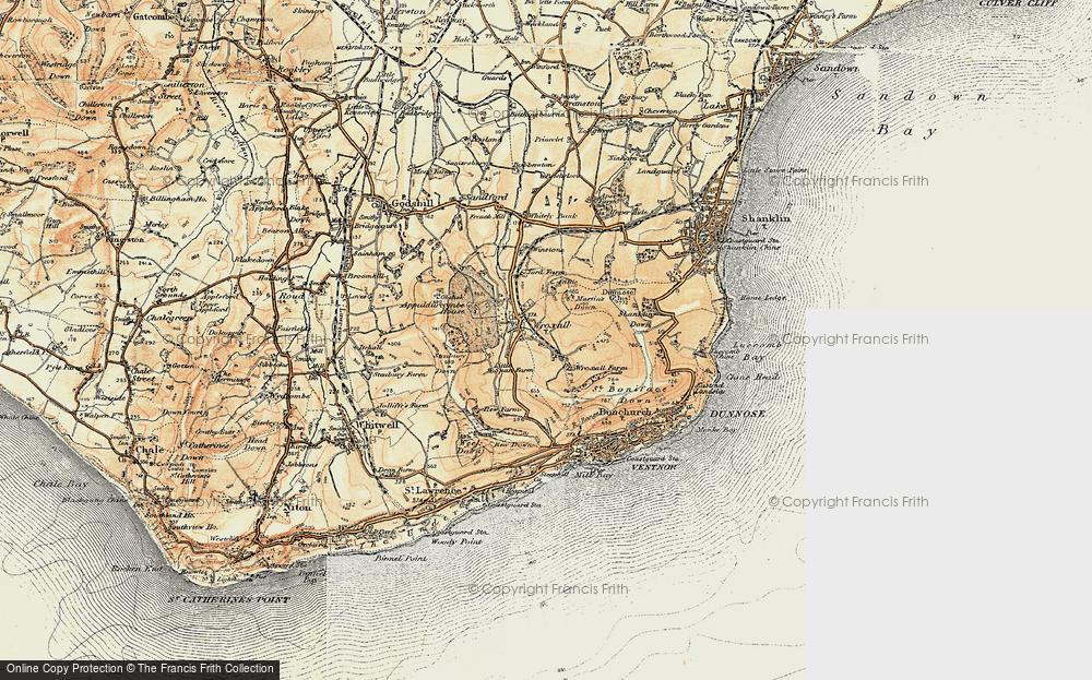 Wroxall, 1899