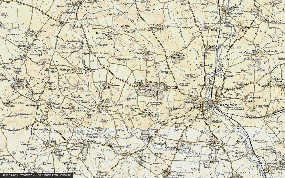 Wroxton, 1898-1901