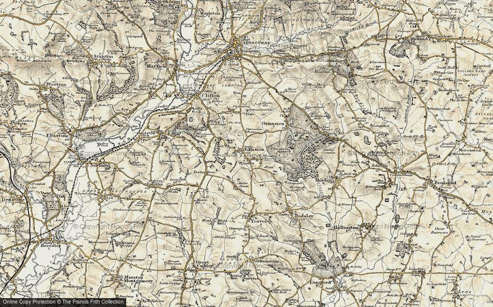 Wyaston, 1902