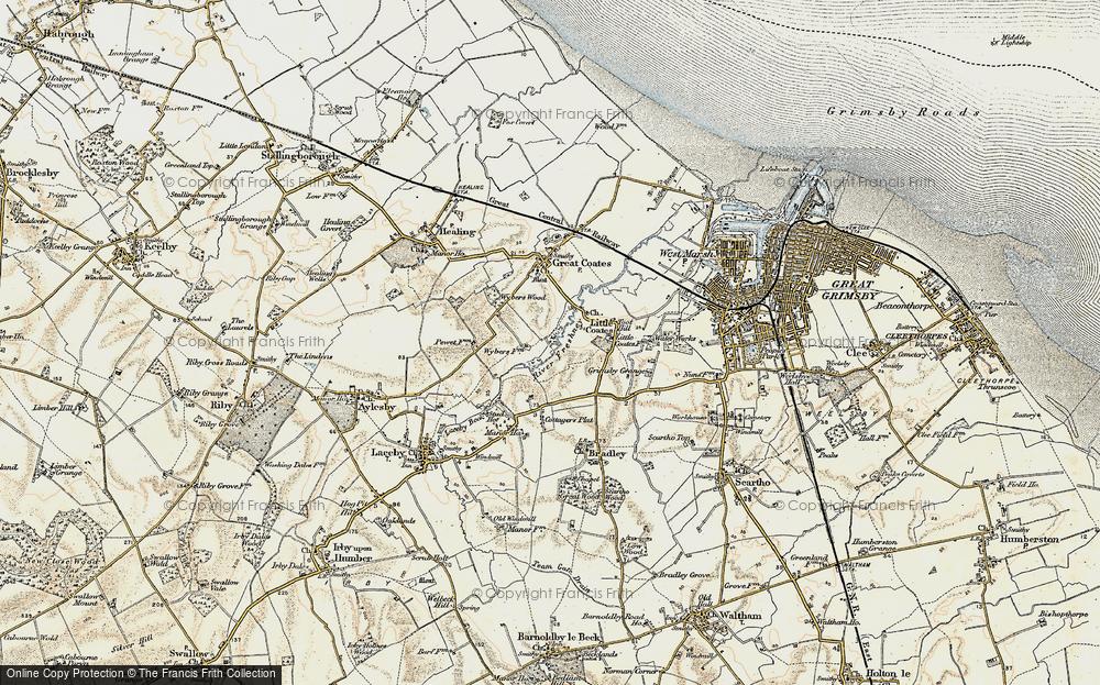 Wybers Wood, 1903-1908