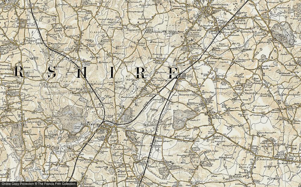 Wychbold, 1899-1902