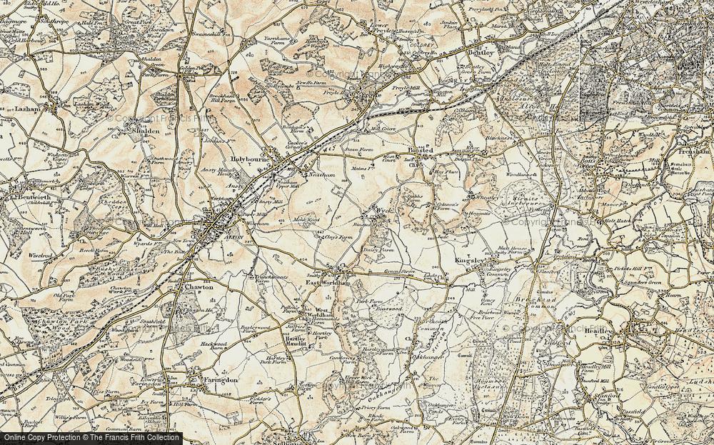 Wyck, 1897-1909