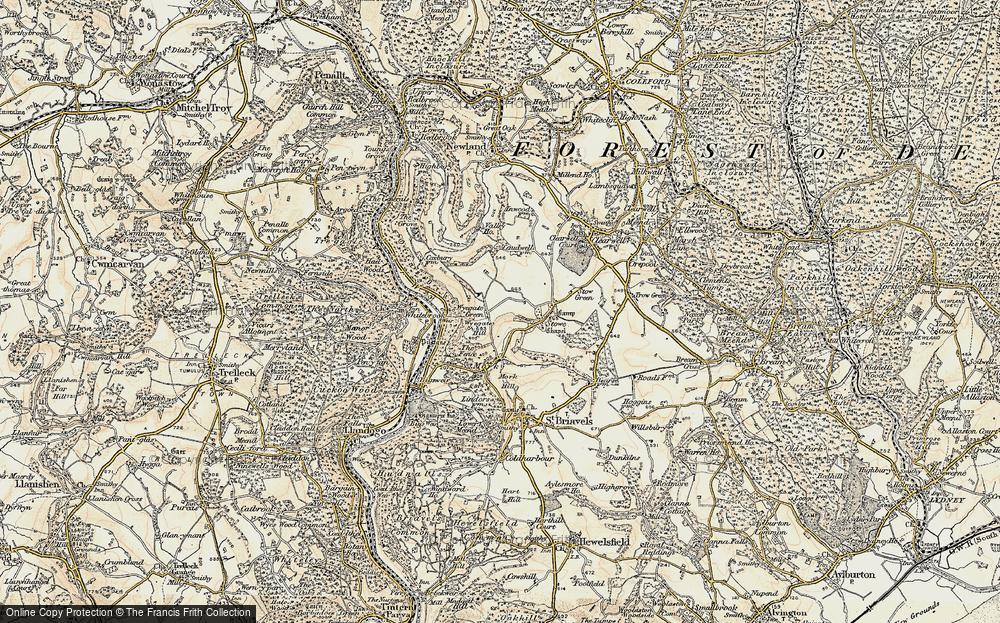 Wyegate Green, 1899-1900