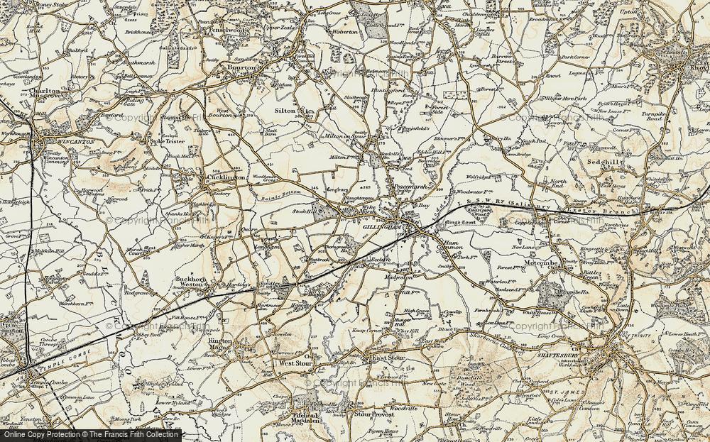Wyke, 1897-1899