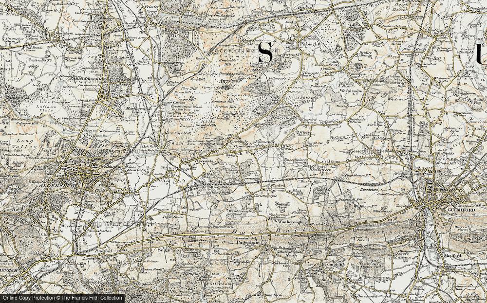 Wyke, 1898-1909
