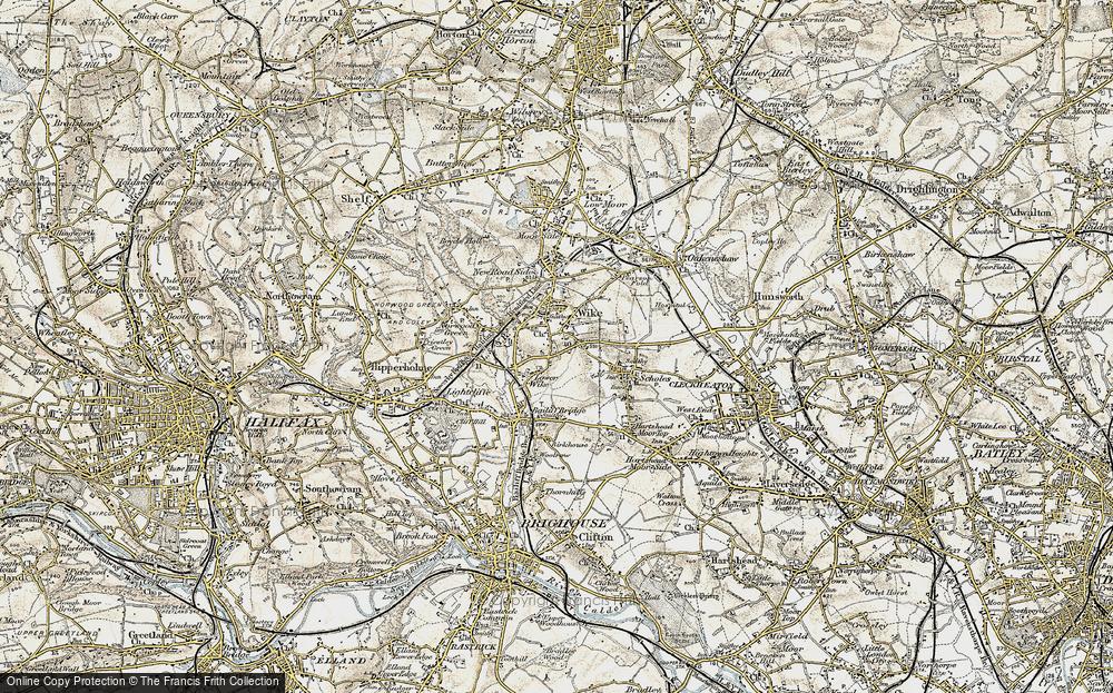 Wyke, 1903