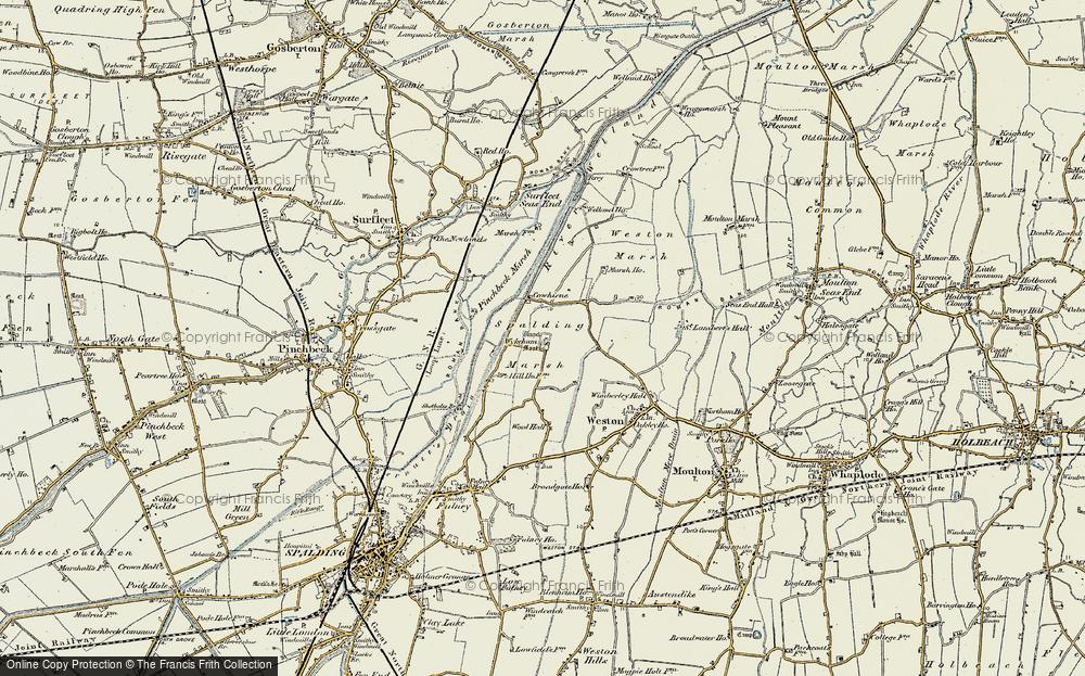 Wykeham, 1902-1903