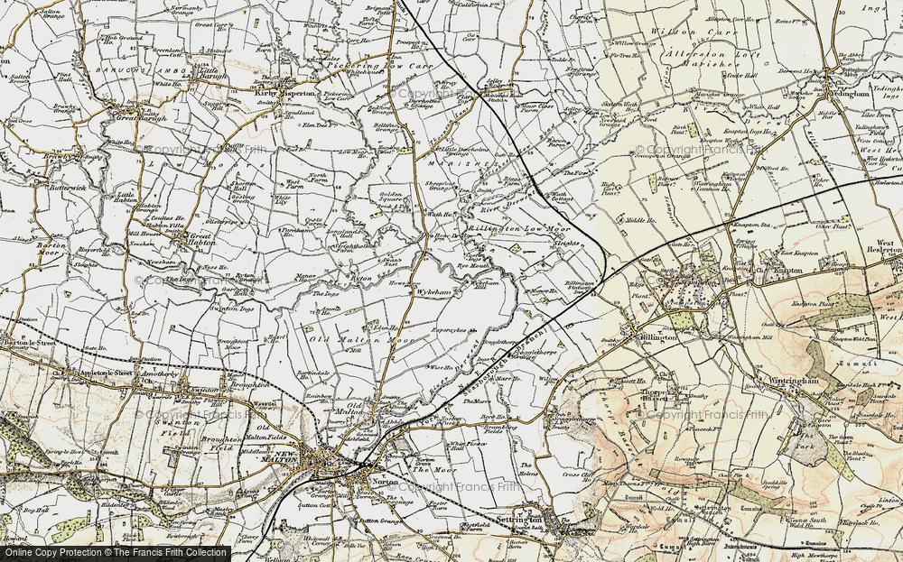 Wykeham, 1903-1904