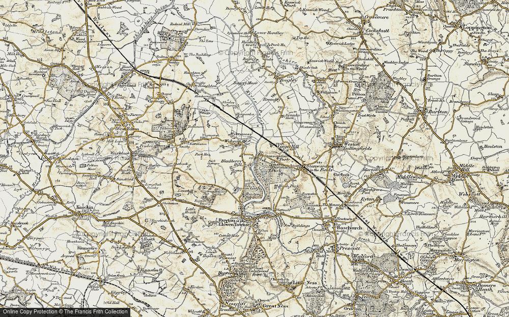 Wykey, 1902