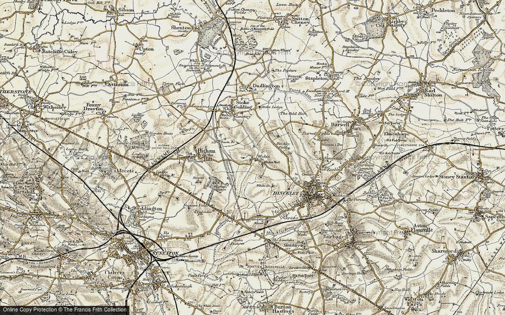Wykin, 1901-1903